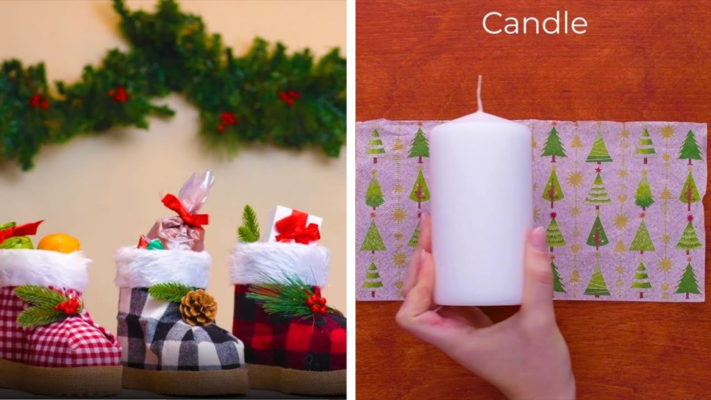 10 Amazing Holiday DIYs and Hacks!! DIY Christmas Decoration Ideas by Blossom