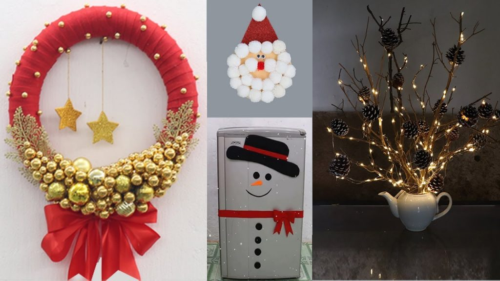 15 Christmas decoration ideas at home, Christmas decoration ideas 2021