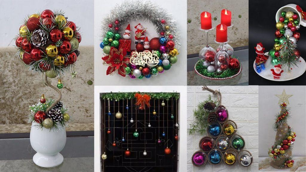 10 Christmas decoration ideas at home, Christmas decoration ideas 2021