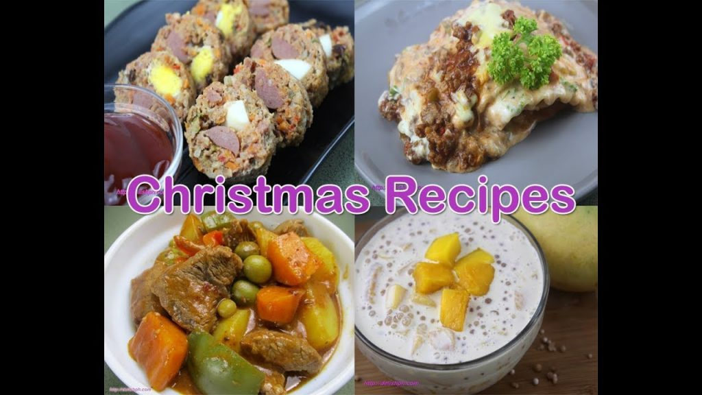 4 CHRISTMAS NOCHE BUENA RECIPES | Delish PH