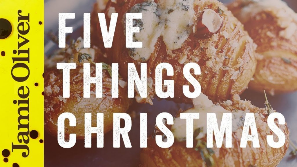 5 Things To Do At….Christmas | Food Tube Classic Recipes | #TBT
