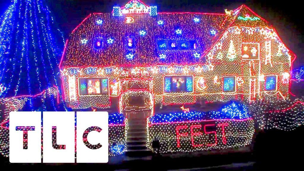 500,000 Christmas Lights | Invasion Of The Christmas Lights