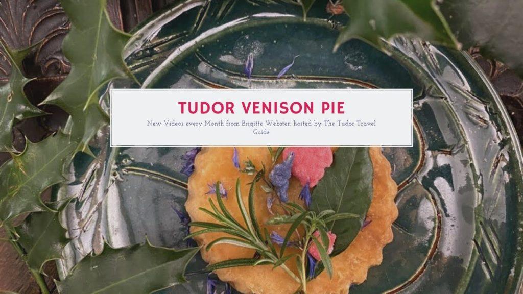 A Tudor Christmas Recipe: Venison Pie