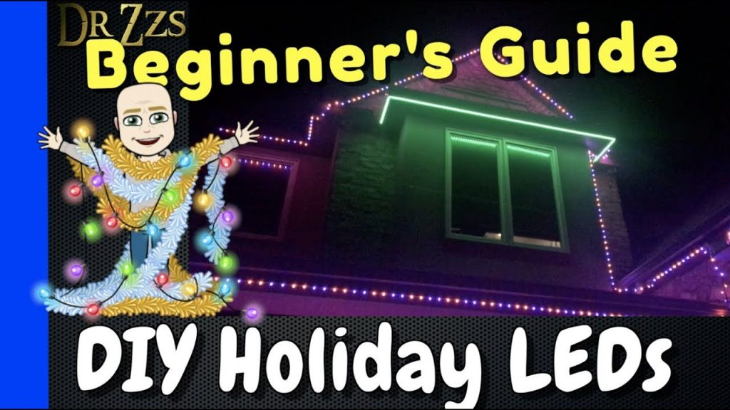 Beginner's Guide to Christmas Lights – and LED Shows for Every Holiday