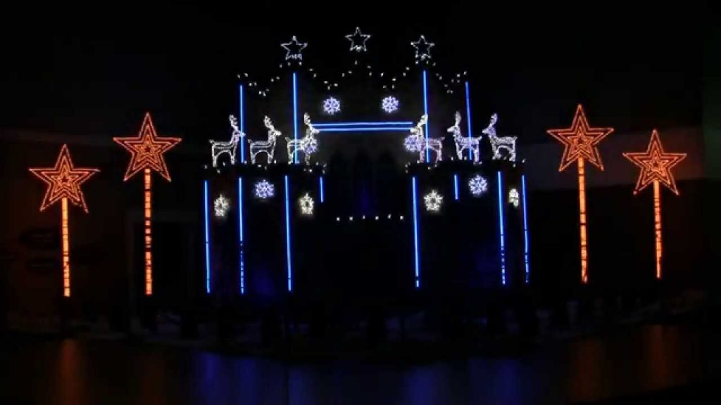 Best Christmas Lights Show 2014 – O Come, O Come Emmanuel by Enya