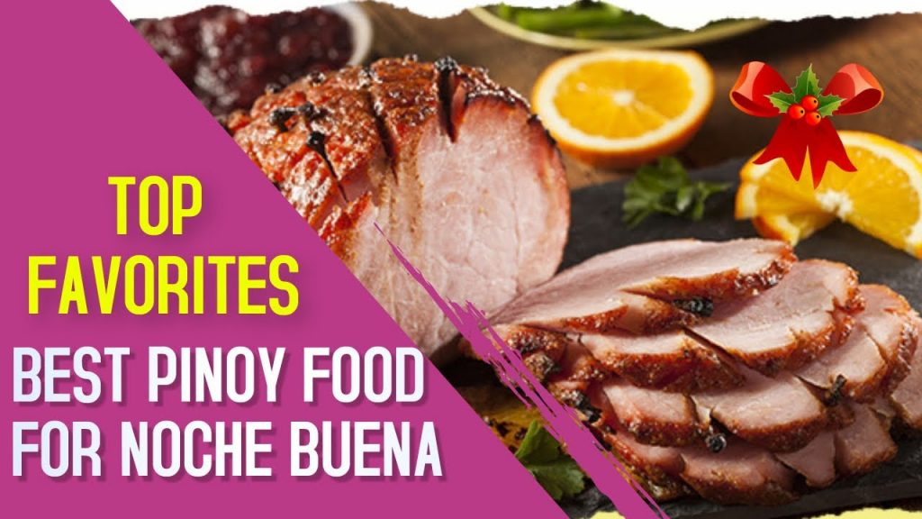 Best Christmas Recipe Ideas | Filipino Top Favorites For Noche Buena | (Easy Noche Buena Recipes)