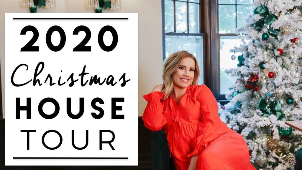 CHRISTMAS DECORATING | My Ralph Lauren Christmas House Tour 2020 | Kinwoven Christmas