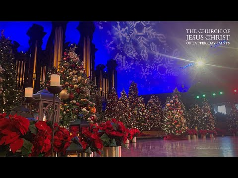 Celebrating the Light of the World: A Christmas on Temple Square Performance