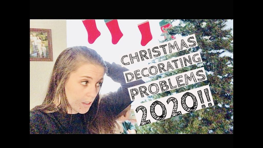 ChRiStMaS DeCoRaTiNg PrObLeMs 2020!!