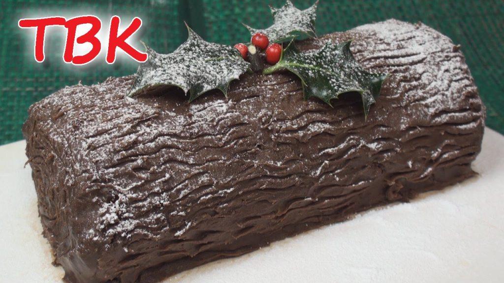 Christmas Chocolate Log Recipe