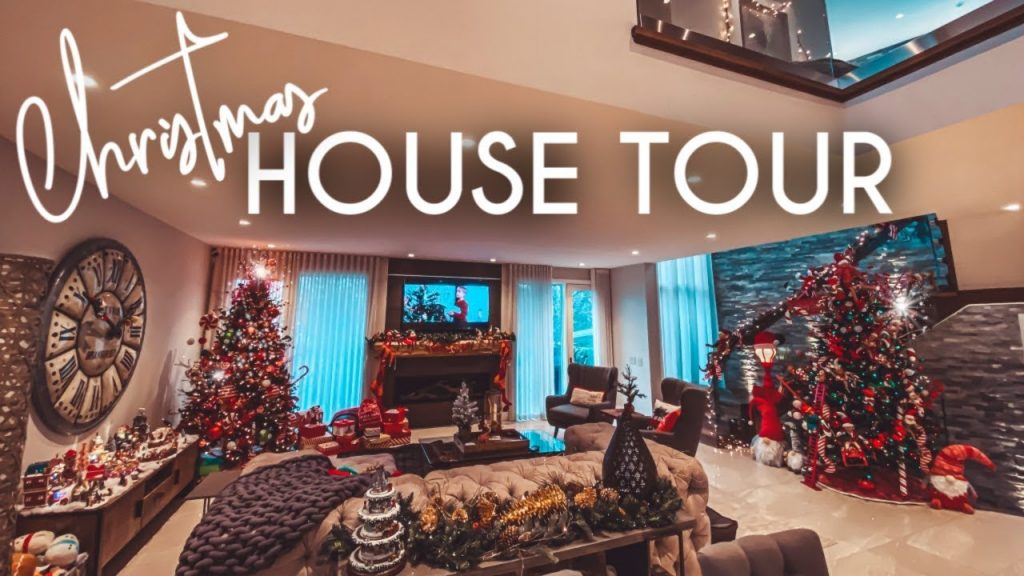 Christmas Decor House Tour