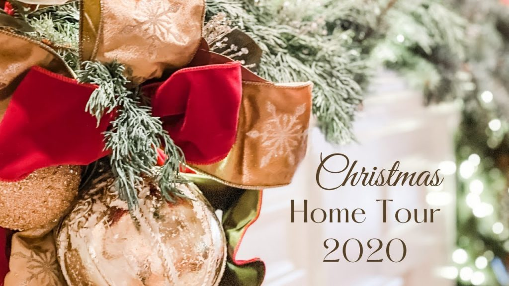 Christmas Home Tour 2020 | Christmas Decorating