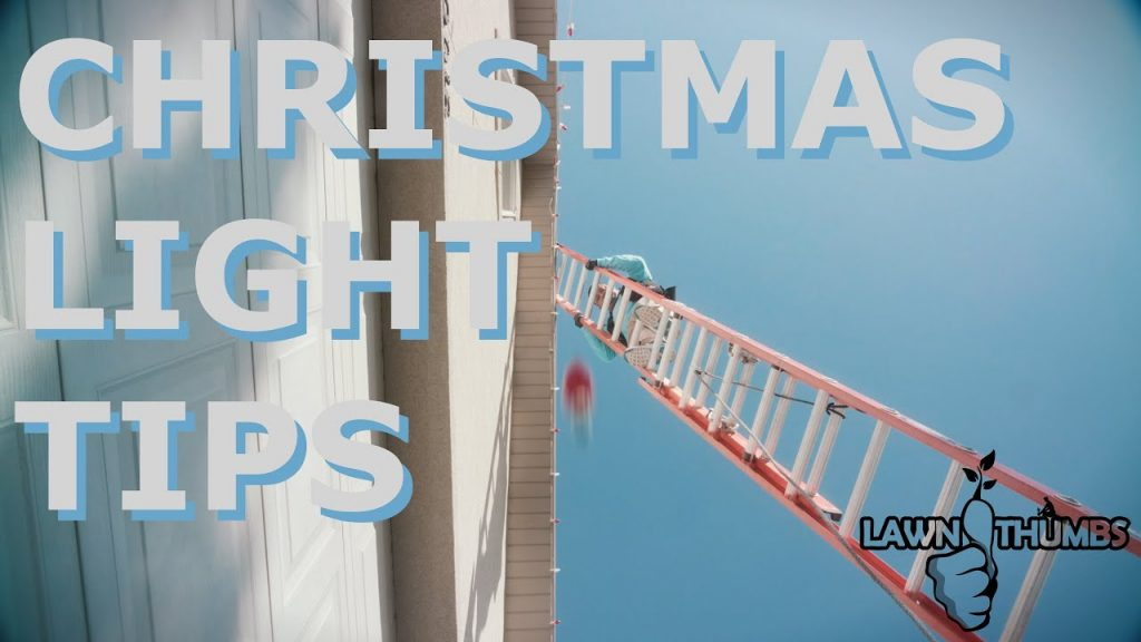 Christmas Lights Installation Tips