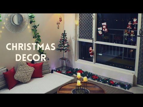 Christmas Living Room makeover | Christmas Decoration ideas | Christmas Tree decor | Christmas decor