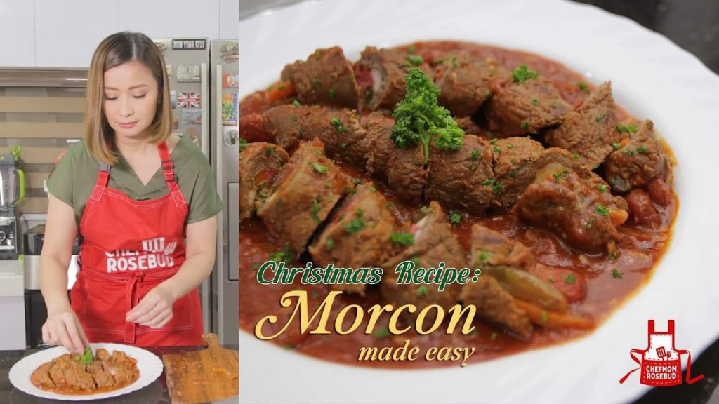 Christmas Recpe: MORCON Made Easy | S2