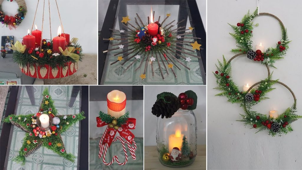 Christmas decoration ideas at home | Christmas decoration ideas 2021