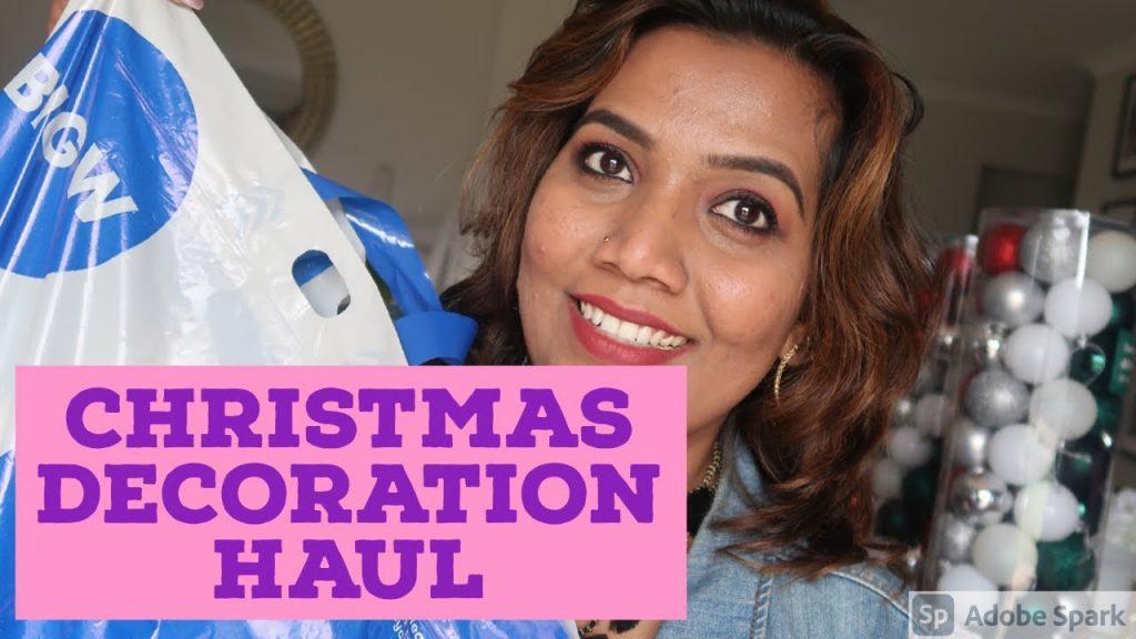 Christmas decoration shopping II malayalam II beauty bigs tv II