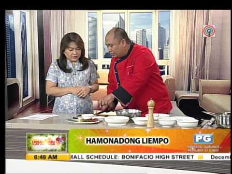 Christmas recipe: Hamonadong liempo