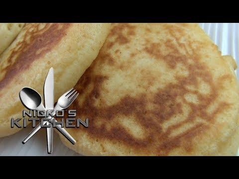 EGG NOG PANCAKES – Christmas Recipe