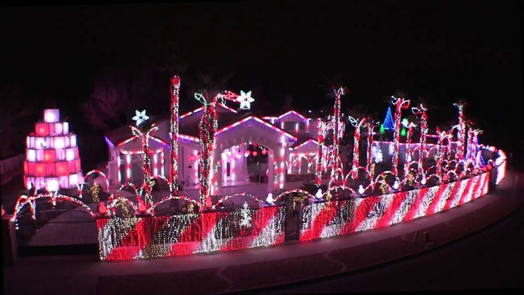 El Paso Christmas Lights 2015 Special Feature