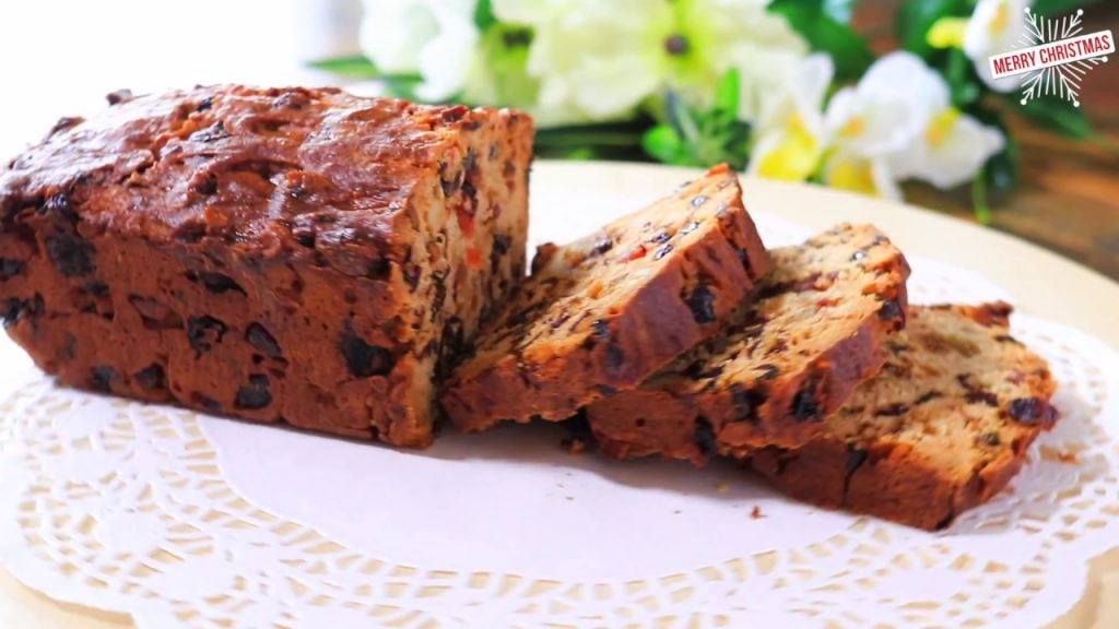 Fruit Cake | Last Minute Christmas Baking – Alcohol Free Recipe
