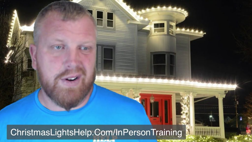 How Much Money Do I Need To Start A Christmas Lights Business?