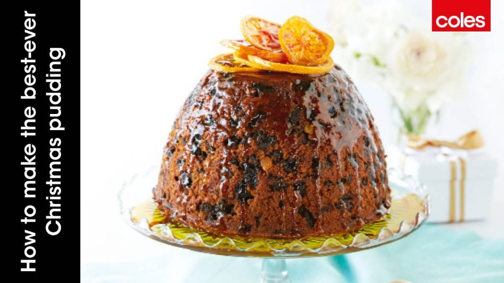 How to make the best-ever Christmas pudding