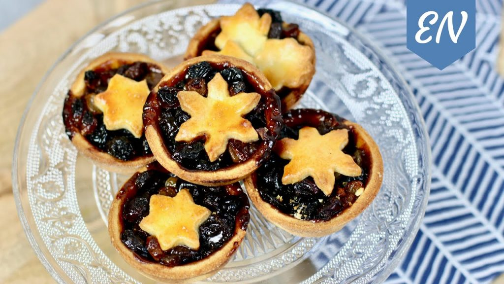 Individual Mince Pies | Christmas Recipe || William's Kitchen