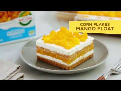 Kellogg's Christmas Recipe Mango Float
