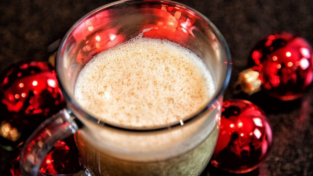 Mulled Beer With Egg – Grzanka Piwna z Jajkiem – Christmas Recipe #120