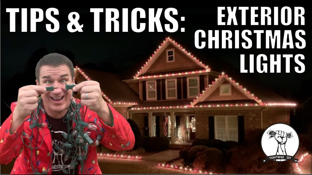 🎅🏻 Part 2: How to Hang Christmas Lights Outside – Tips and Tricks