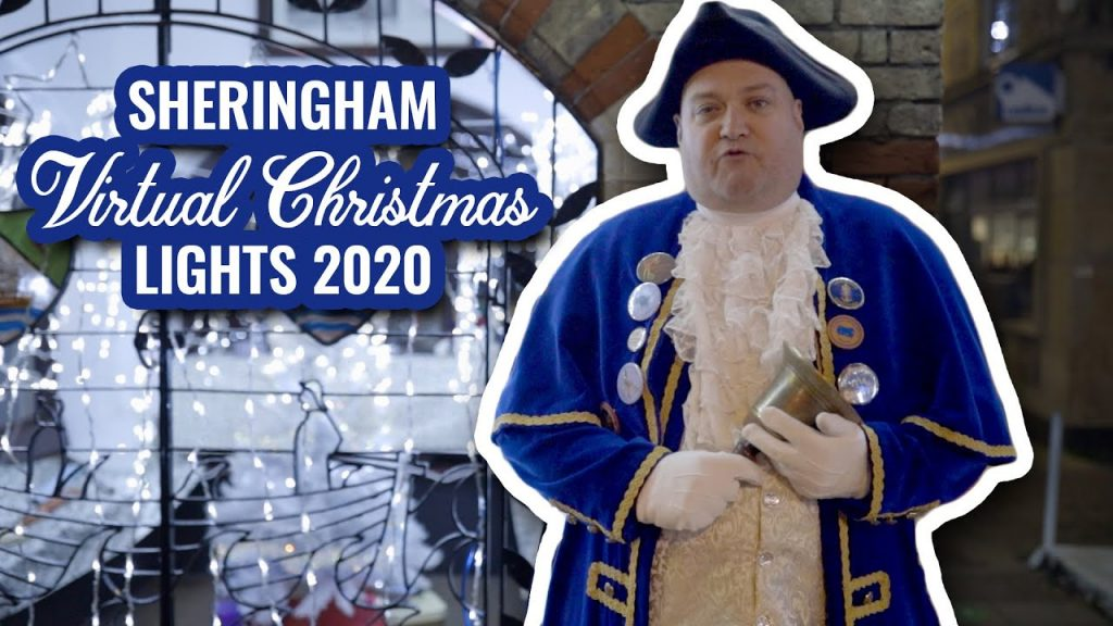 Sheringham Virtual Christmas Lights 2020