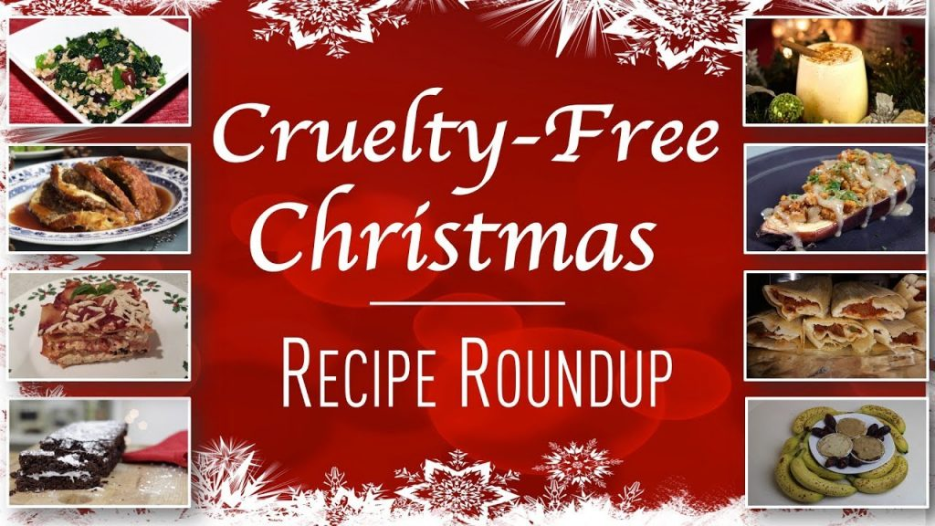 Vegan Christmas Recipe Roundup!